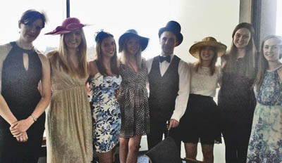 The Summer Students' Race Night: A Runaway Success!