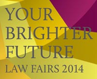Law Fairs 2014 – Come and meet Team Tods
